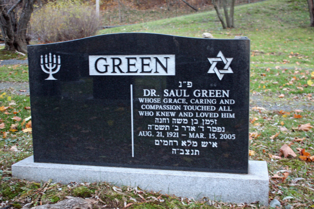 Dr. Saul Green