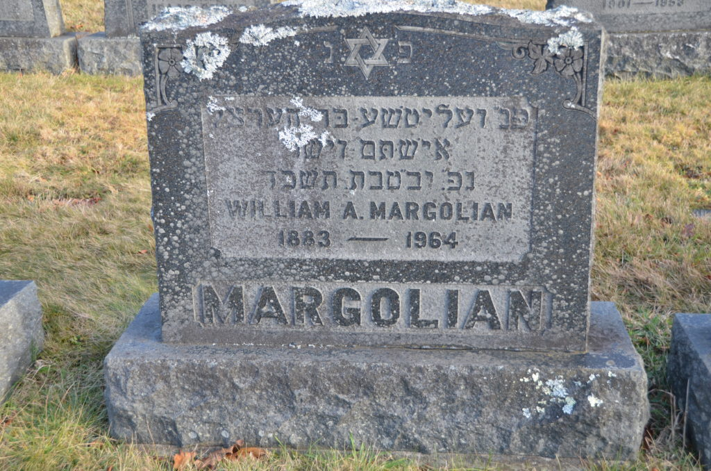 William A. Margolian