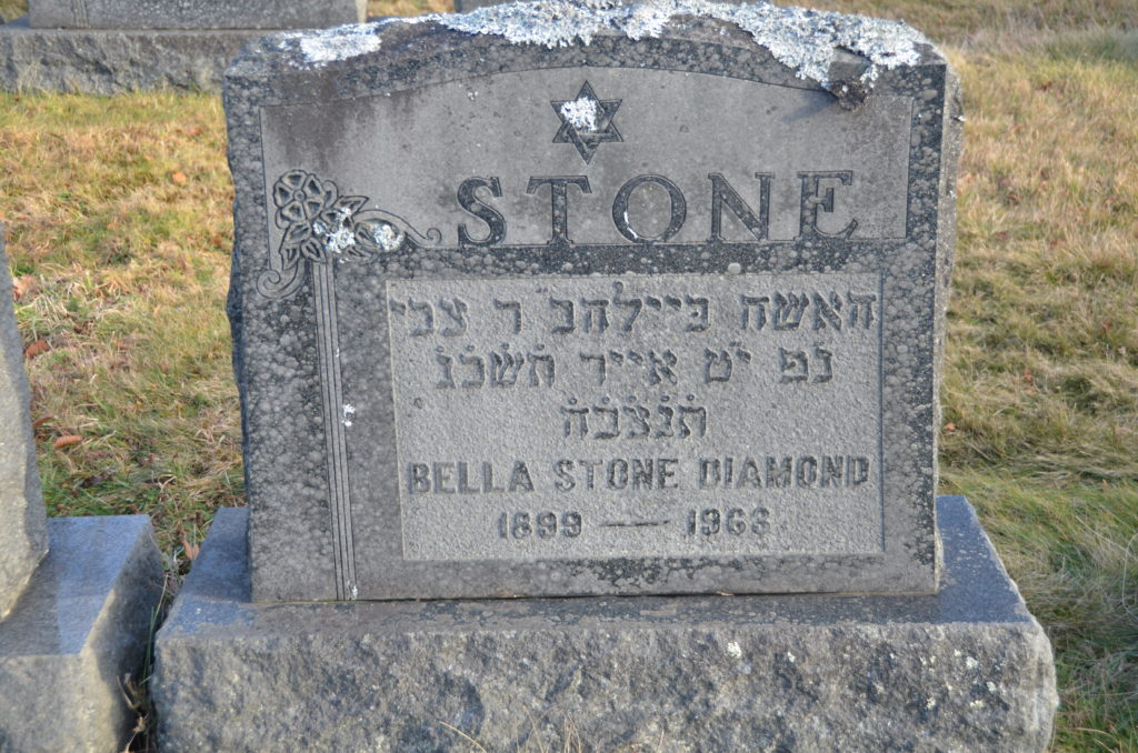 Bella Stone Diamond