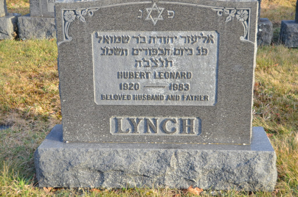 Hubert Leonard Lynch