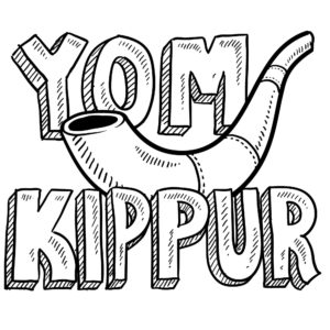 Illustration of Yom Kippur